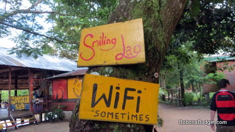 wi-fi sometimes!