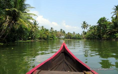 Kerala budget boating